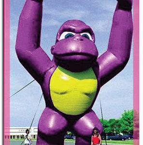 Inflatable Gorilla