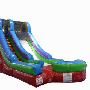 Big Splash water slide