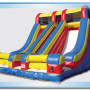 Dual Accelerator Slide