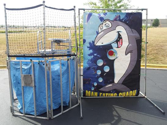 Dunk-Tank (Shark Tank)