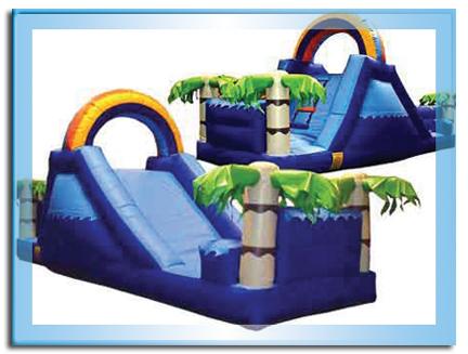 Island Paradise Slide