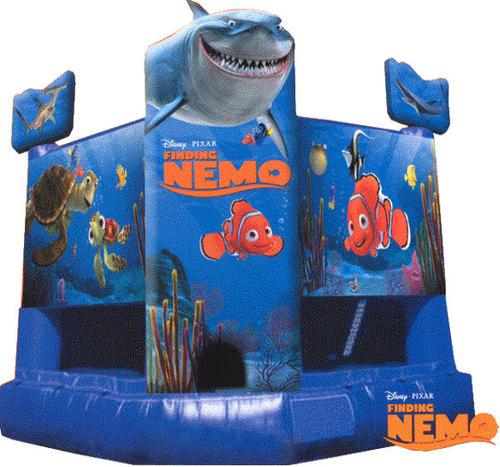 Rent The Finding Nemo Bouncer In: Finding Nemo Moonwalk