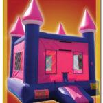 Pink Girls Castle